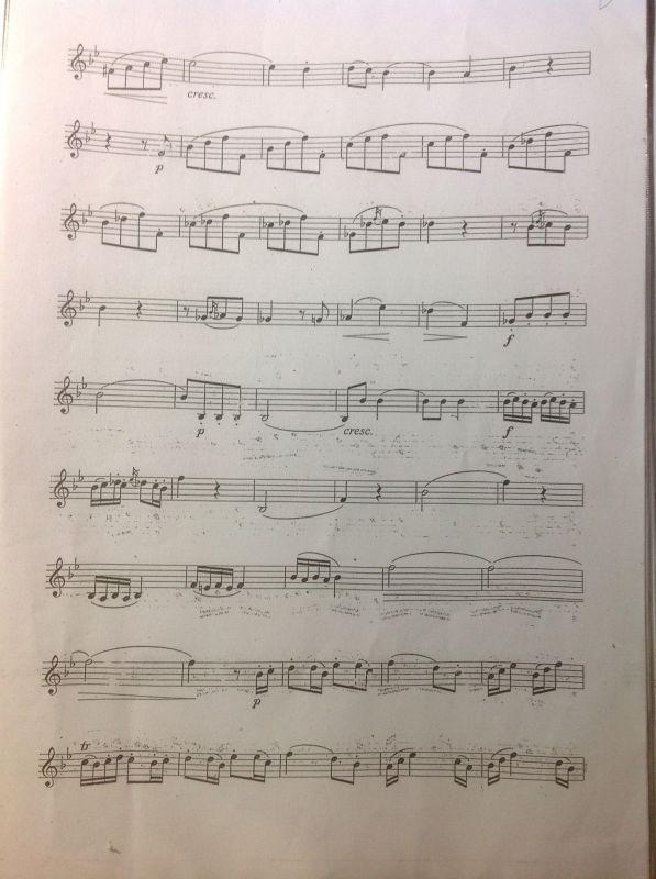 号音乐会回旋曲F调的谱子 急求 谢谢 九一二七零四二七六 qq