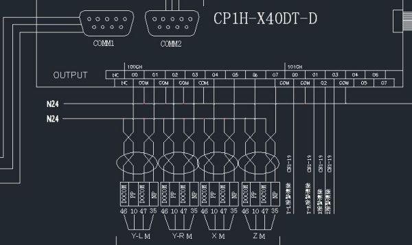 欧姆龙PLC伺服控制指令问题