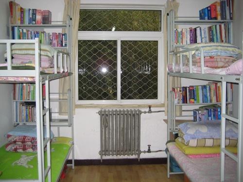 中央民族大学宿舍图片