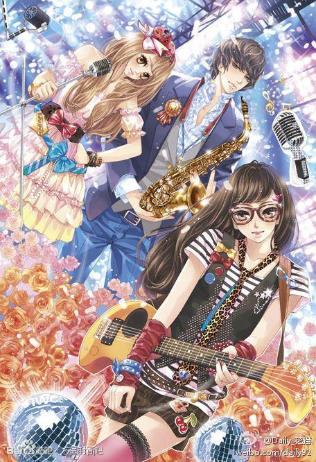 这是乐队的封面= =,再次感谢亲O(∩_∩)O~