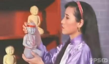 问一个中国恐怖鬼片,好老的恐怖片了,求名字 电影如下