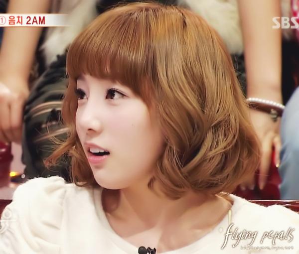 少女时代哪些短发发型适合圆脸
