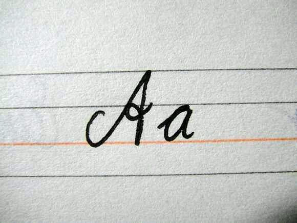 求花体英文的写法图就是在四线格中那样的,只求Z和z的QAQ