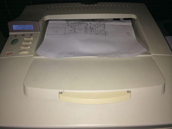 HP5100打印机卡纸取不出来,怎么办怎么办图片