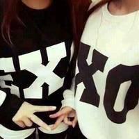 exo吴世勋姐妹头像头像一左一右