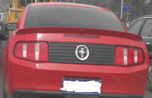 一个这样的马是什么汽车标志啊高清图片