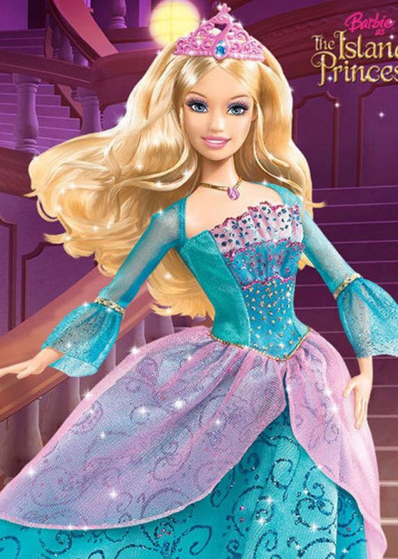 动画片《芭比之梦想豪宅》中的芭比和迪士尼寺庙相比谁更好看?在公主吃娃娃鱼图片