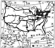 美国农业生产特点