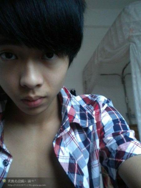 真是16岁男孩照片