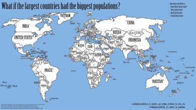 世界三大国家面积