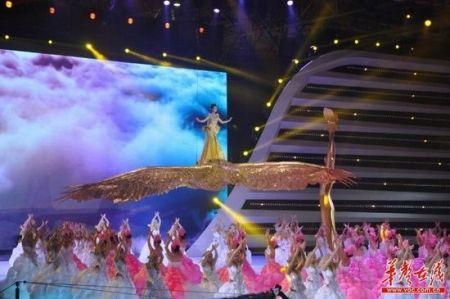 农村歌舞团低俗表演