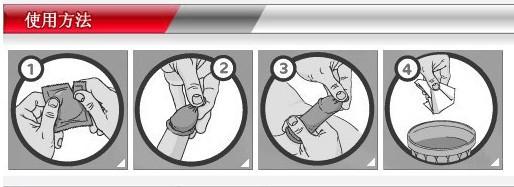 安全套怎么用图解