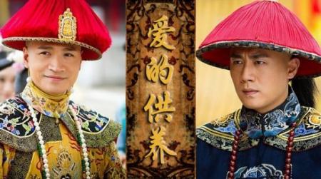 电视剧《宫锁珠帘》有热门的影视歌曲?早期好看的台湾剧图片