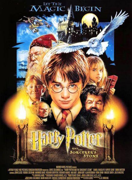二级LZ你想问什麽? 哈利波特有7集书 哈利波特与魔法石是...