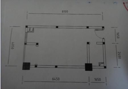 38平方米的单身公寓如何装修 附平面图 高清图片