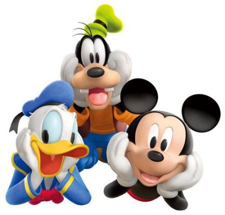 《米老鼠和唐老鸭》全集的创作背景是什么?图片