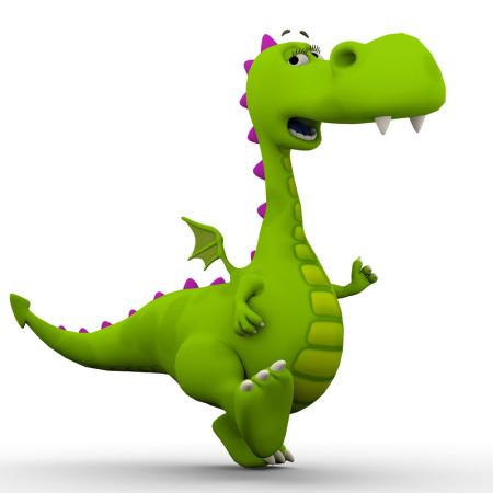 3的恐龙设计图__3d作品_表情大全图片