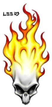 火焰图腾纹身,_百度知道图片