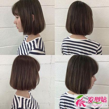 我头发干枯毛躁,还很蓬松,在不烫不拉的情况下可以剪短发吗,而且我图片