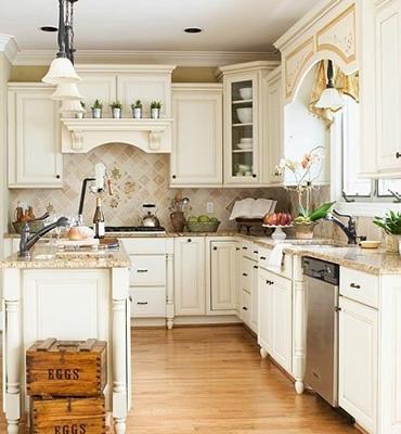 厨房搭配风格,厨房装修设计大全!