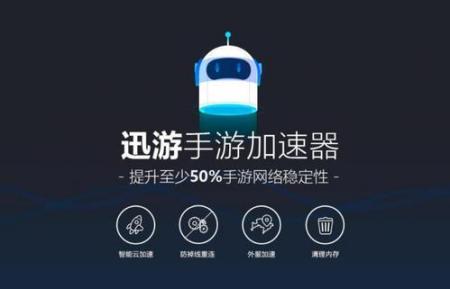 迅游手游加速器是首款安卓手机网游加速器,专业手游网络优化工具.