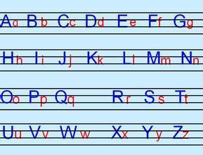 design 个 拼音 字母 大小 写 26 个 拼音 字母 拼音 书写 拼音  英文图片