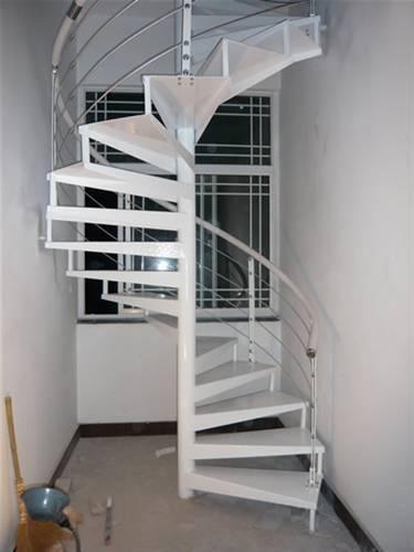 请问楼高3米,楼梯间3米深,2米宽如何设计楼梯?图片