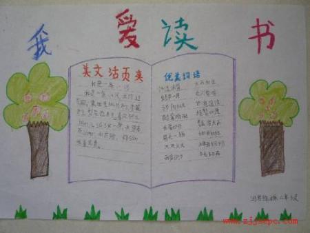 小学生二年级手抄报图片图片