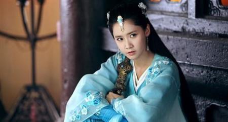 林允儿参演的中国古装剧有哪些?图片