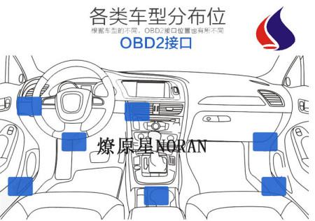 07年以后的车都有obd接口,对照找一下 2014年的途安车高清图片