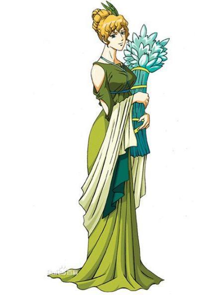 《奥林匹斯星传》中的曙光女神是谁?
